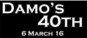 Damos 40th