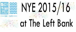 Left Bank 2015 NYE