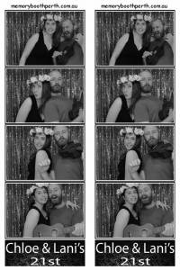 Photo-booth-hire-perth-birthday-21st-twenty-first-chloe-lani
