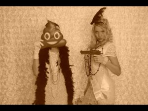 Photo Booth hire perth hens party gatsby theme sara 4