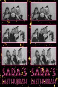 Photo Booth hire perth hens party gatsby theme sara 7