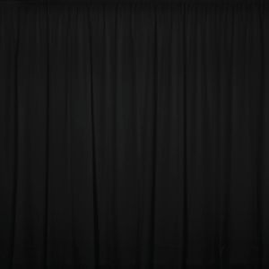black-curtain